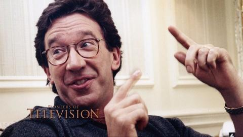 Pioneers of Television -- Tim Allen's Transition to TV