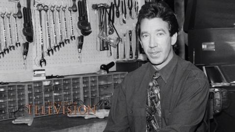 """Pioneers of Television -- Tim Allen on his First """"Tonight Show"""" Appearance"""