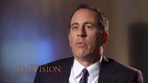 """Pioneers of Television -- Jerry Seinfeld on """"Getting Laughs"""""""