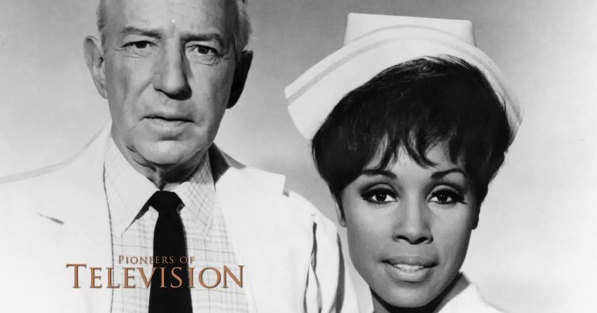 Diahann Carroll On Quot Julia Quot Pioneers Of Television Pbs