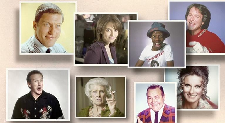 Pioneers of Television: Acting Funny