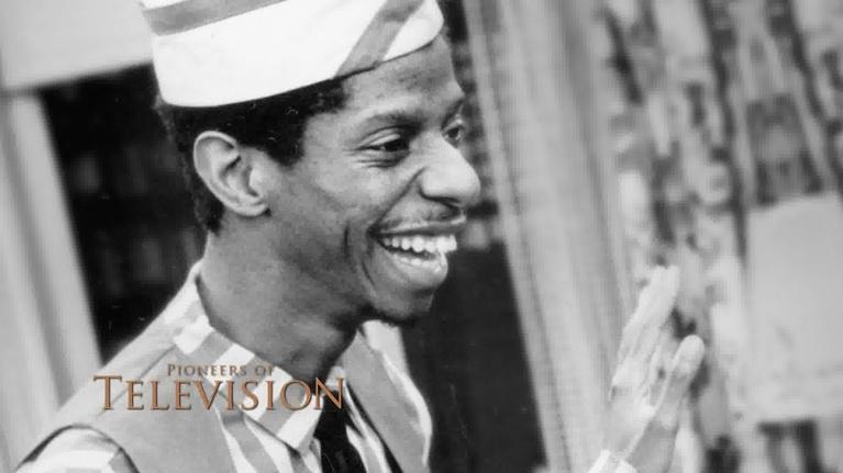 "Pioneers of Television: Jimmie Walker on ""Taking the Pie"""