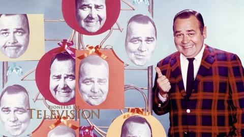 Pioneers of Television -- S4 Ep4:  Jonathan Winters' Improvisational Comedy