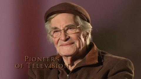 "Pioneers of Television -- Martin Landau - on acting and ""Entourage"""