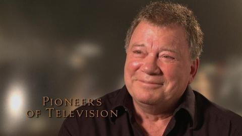 "Pioneers of Television -- William Shatner - act ""the truth"""