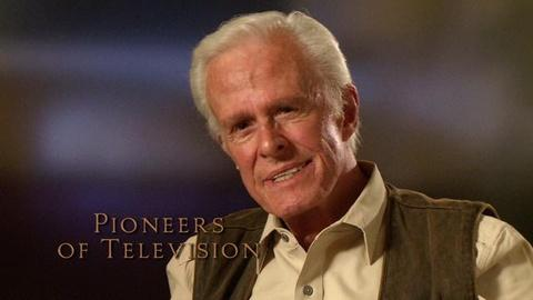Pioneers of Television -- Robert Culp - on helping Bill Cosby