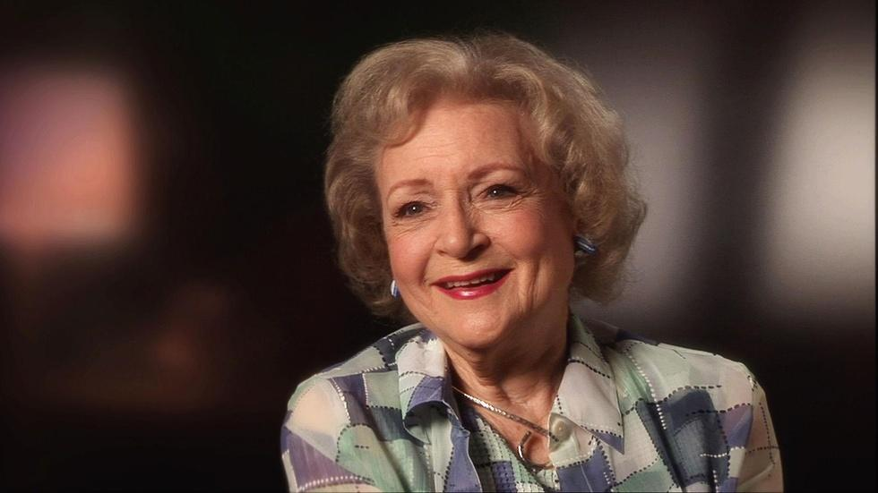 Betty White on the Early Days of TV image