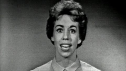 Pioneers of Television -- Carol Burnett's First Big Break