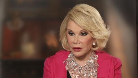 """S3 E1: Joan Rivers on Being a """"Pioneer"""""""