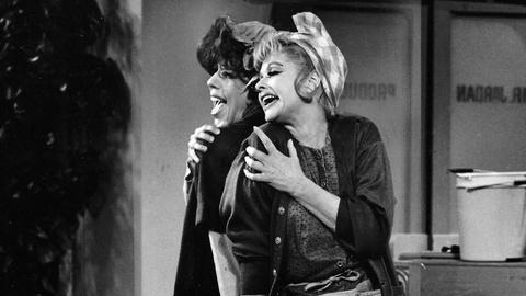 Pioneers of Television -- The Friendship of Carol Burnett and Lucille Ball