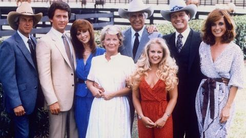 Pioneers of Television -- Dallas Cast on First Impressions
