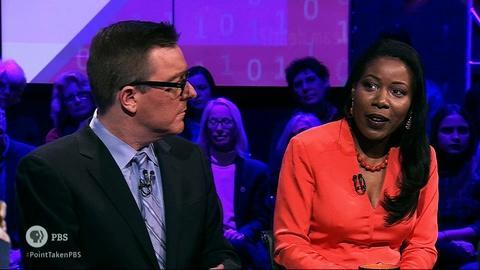 Point Taken -- The American Dream Debate in 68 Seconds