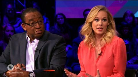 Point Taken -- The College Debate in 67 Seconds
