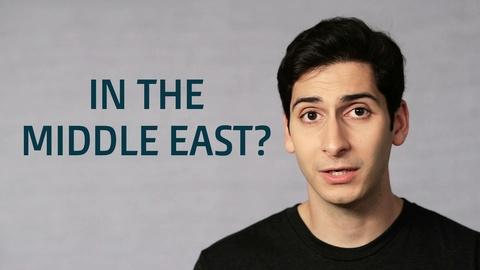 Point Taken -- One Word or Less: More Harm or Good in the Middle East?