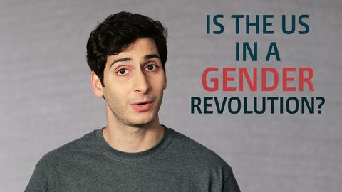 Point Taken -- One Word or Less: Is the US in a Gender Revolution?