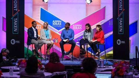 Point Taken -- Live from Aspen: Can College Sex Be Managed By Checklist?