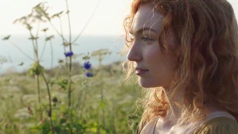 Poldark Revealed -- The Infamous Scything Scene