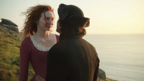 Poldark Revealed -- Ross Marries Demelza