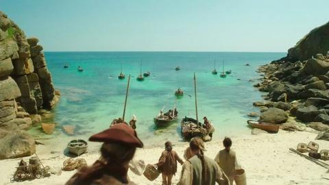 Poldark Revealed -- The Pilchards Arrive