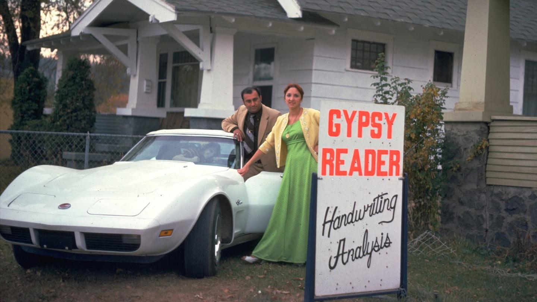 American Gypsy Trailer
