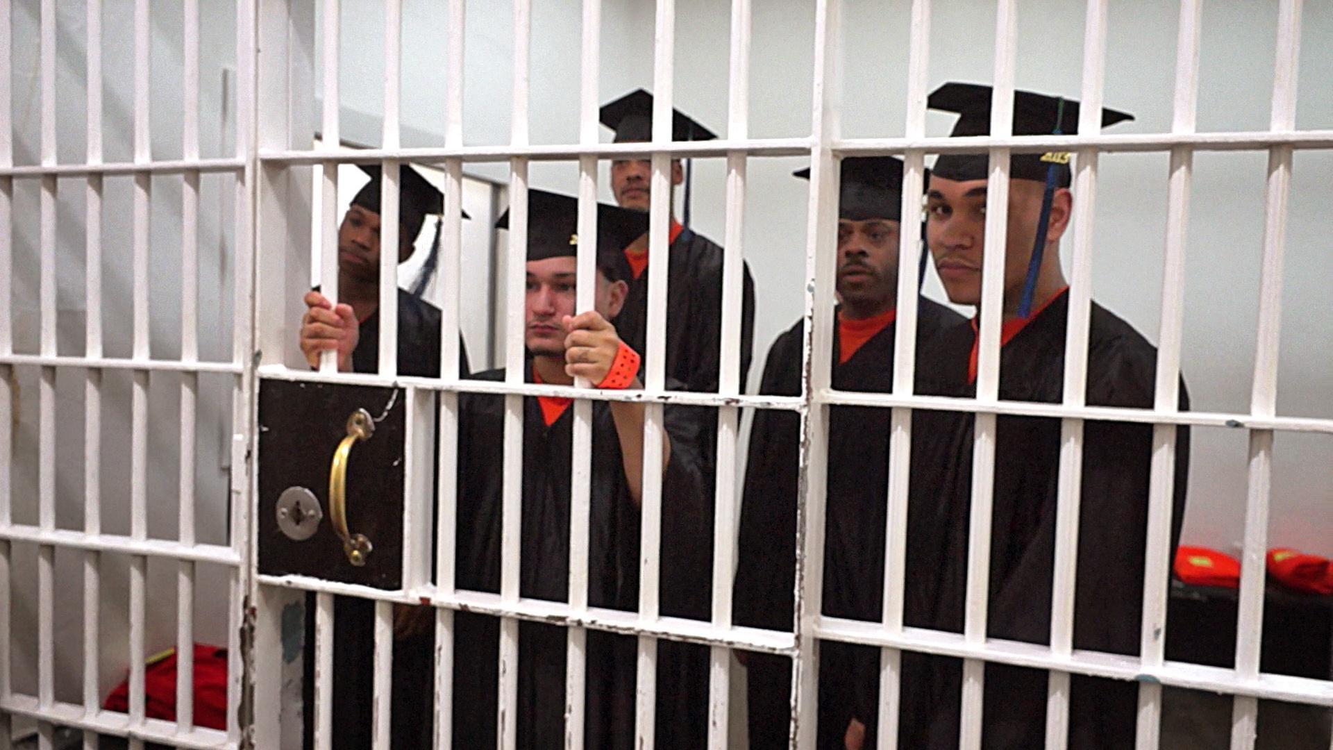 A High School Behind Bars