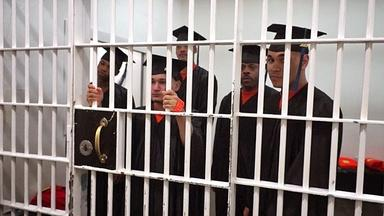 A High School Behind Bars