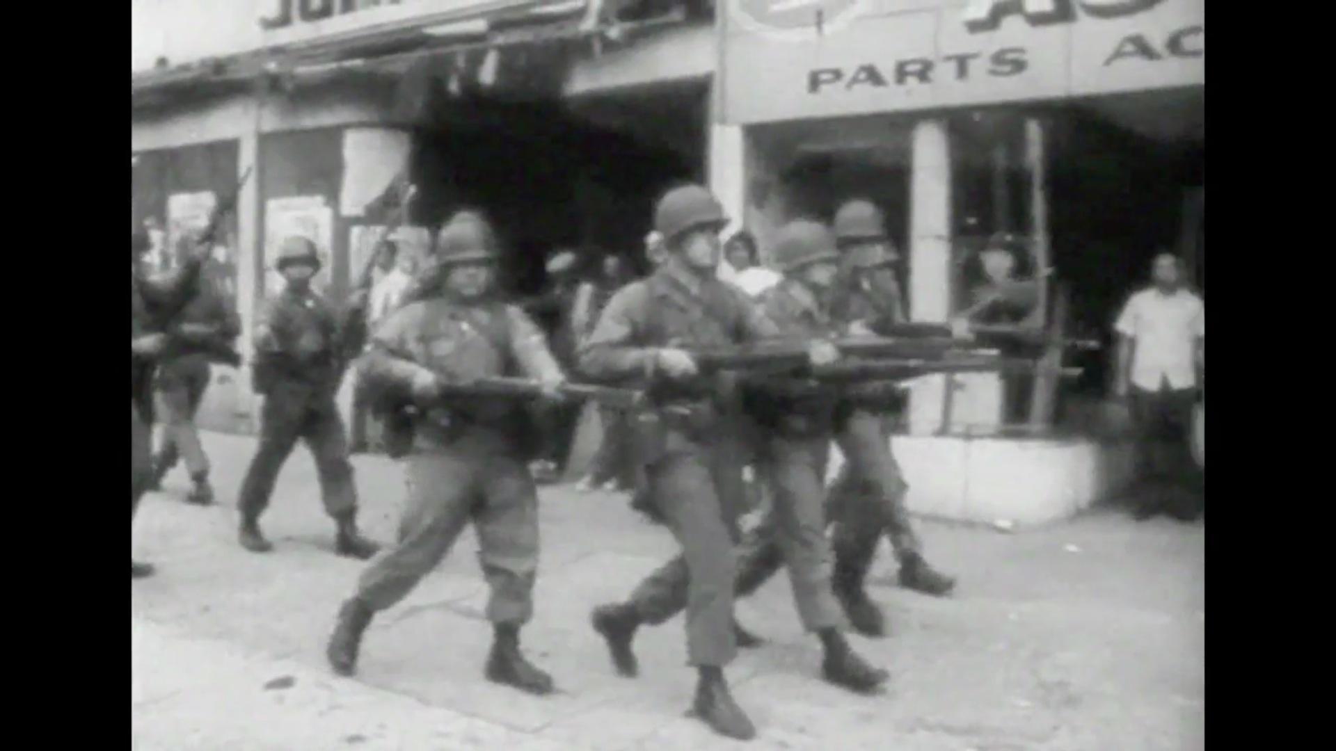 American Revolutionary: Violence vs. Non-Violence