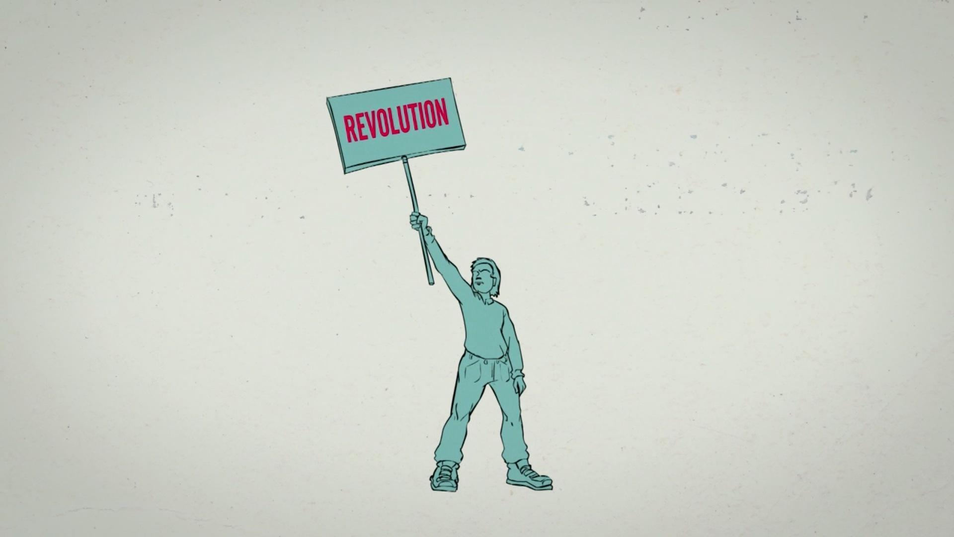 American Revolutionary: Defining Revolution