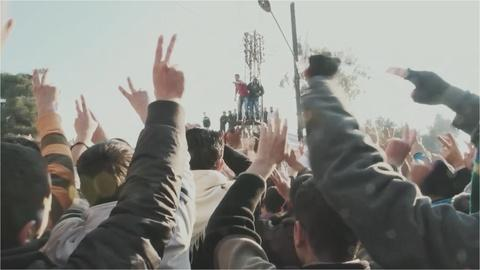 POV -- S28 Ep5: Return to Homs: Street Protests (Part 2)