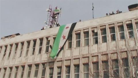 POV -- S28 Ep5: Return to Homs: Battle Scenes (Part 2)