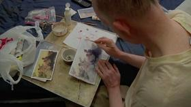 Art and Craft: Introducing Mark as a Forger | Season 28