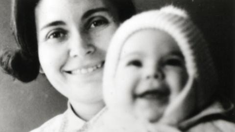 POV -- A Healthy Baby Girl