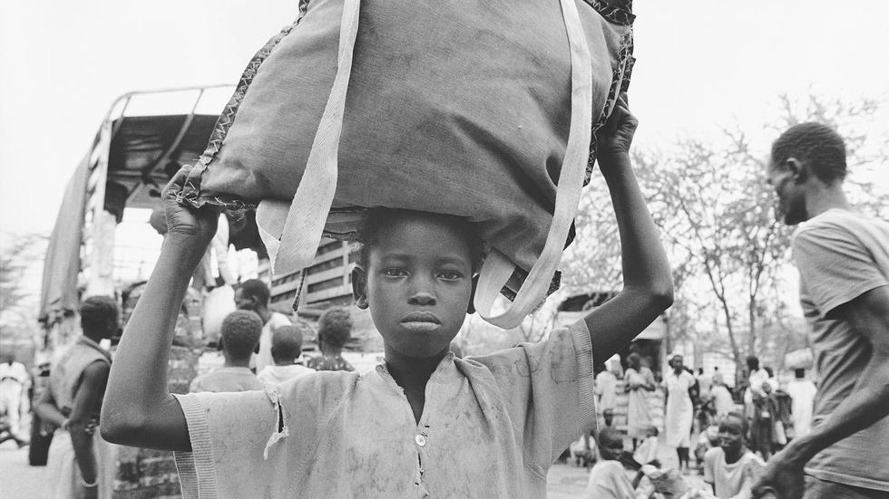 Lost Boys of Sudan image