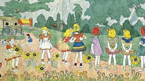 POV -- S18: Darger's Brave Little Girls