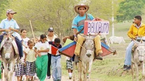 Biblioburro - Trailer