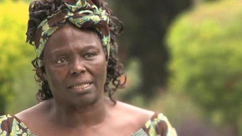 POV -- S23 Ep5: Good Fortune: Wangari Maathai, Kenyan Environmental