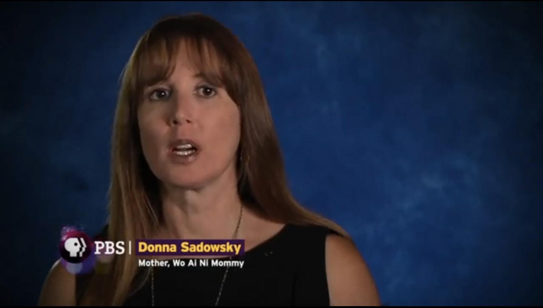 Interview with Adoptive Mom Donna Sadowsky