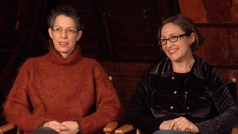 POV -- S11: Filmmaker Interview: Jane Wagner and Tina DiFelicianton