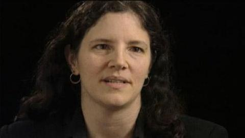 POV -- From the Archives: Laura Poitras (2006)