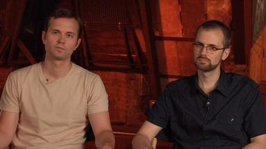 The Rauch Brothers on Animated Documentaries
