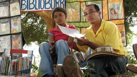 POV -- S24 Ep5: A Visit From Biblioburro