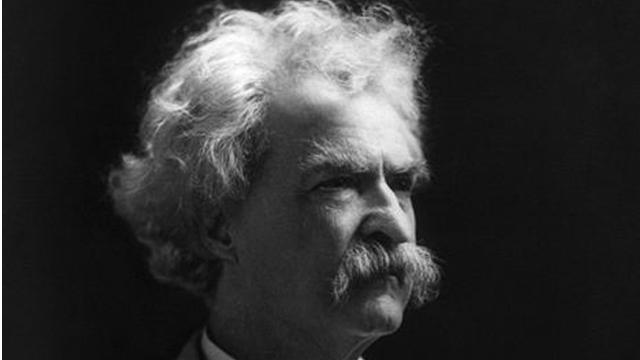 El General - Mexico: Past and Present - Mark Twain
