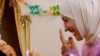The Light in Her Eyes: Riham