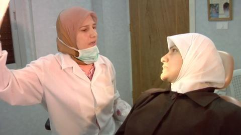 POV -- S25 Ep5: The Light in Her Eyes: Dr. Iman Al-Jabi