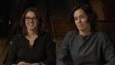 The Light in Her Eyes: Filmmaker Interview