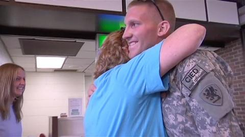 POV -- S24 Ep14: Where Soldiers Come From: Cole Comes Home on Leave