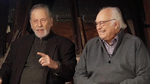 POV -- Filmmaker Interview: Richard Wormser and Bill Jersey
