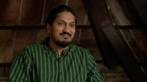 POV -- S26: Herman's House: Filmmaker Interview with Angad Bhalla