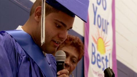 POV -- S26 Ep11: Best Kept Secret: Graduation
