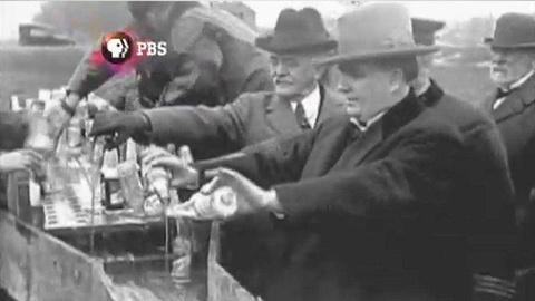 Prohibition -- Teaser: Michael Lerner